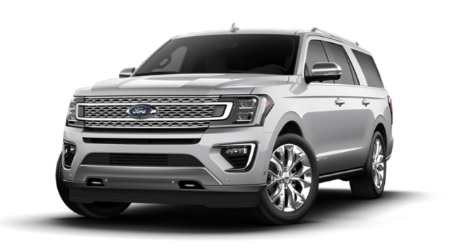 New 2019 Ford Expedition Max Platinum SUV Ferndale MI